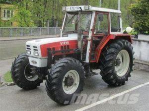 tracteur Steyr 8075