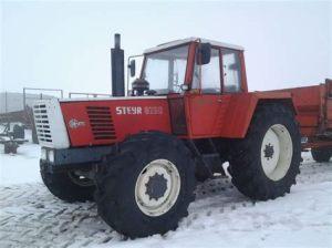 tracteur Steyr 8160