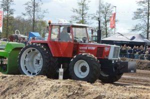 tracteur Steyr 8170