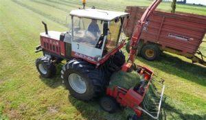 tracteur Steyr 8300
