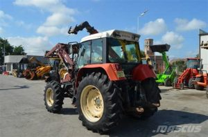 tracteur Steyr 9078