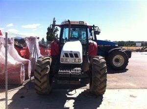 tracteur Steyr 9145