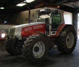 tracteur Steyr 9170