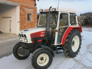 tracteur Steyr 942