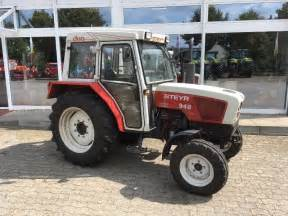 tracteur Steyr 948