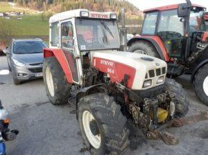 tracteur Steyr 964
