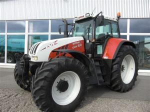 tracteur Steyr CVT 150