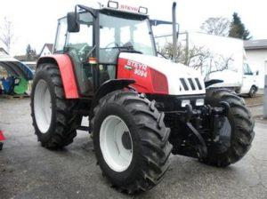 tracteur Steyr M 9094
