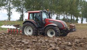 tracteur Valtra T161