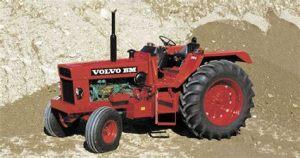 tracteur Volvo 2600