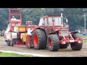 tracteur Volvo 2650S