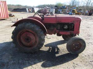 tracteur Volvo T25