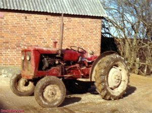 tracteur Volvo T320