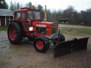 tracteur Volvo T810