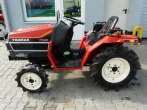 tracteur Yanmar AF324