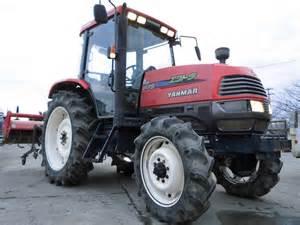 tracteur Yanmar AF875