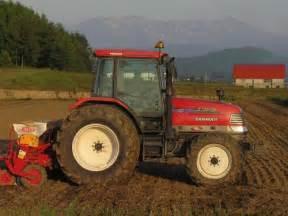 tracteur Yanmar AF890