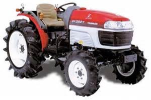 tracteur Yanmar EF312T