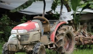 tracteur Yanmar EF352T