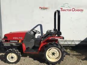 tracteur Yanmar F-6