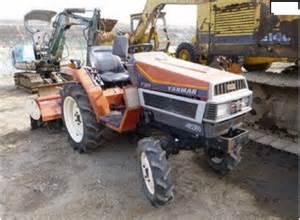 tracteur Yanmar F165
