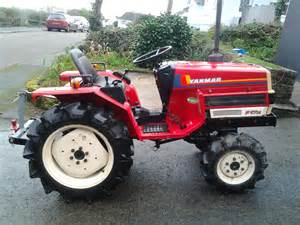 tracteur Yanmar F17D