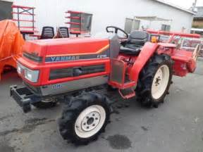 tracteur Yanmar F215