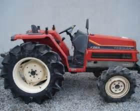 tracteur Yanmar F265