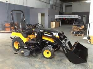 tracteur Yanmar SC2400