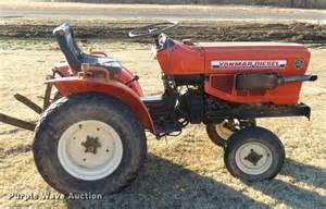 tracteur Yanmar YM1401