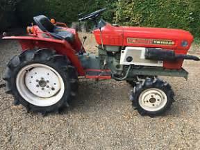 tracteur Yanmar YM1502