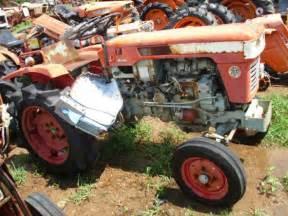 tracteur Yanmar YM177