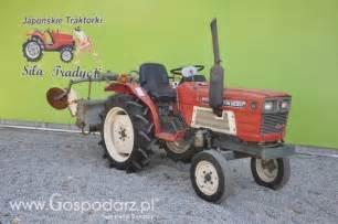 tracteur Yanmar YM1802