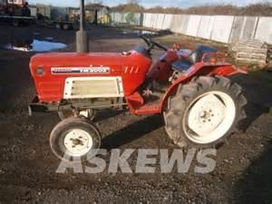 tracteur Yanmar YM2002