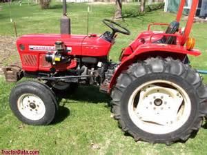tracteur Yanmar YM220