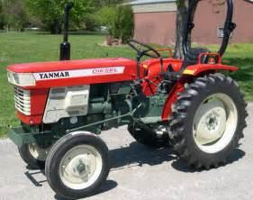tracteur Yanmar YM2200