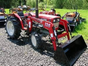 tracteur Yanmar YM2310D