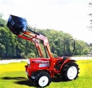tracteur Yanmar YM2420