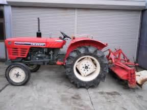 tracteur Yanmar YM2620