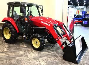tracteur Yanmar YT359