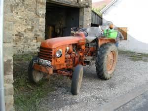 tracteur Zetor 35 SUPER