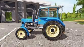 tracteur Zetor 4011