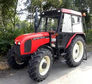 tracteur Zetor 5340