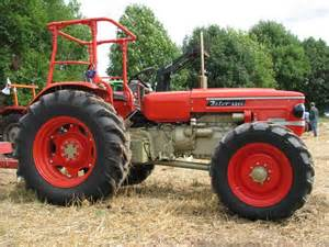 tracteur Zetor 5545