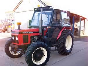 tracteur Zetor 6245