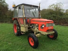 tracteur Zetor 6718