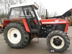 tracteur Zetor 8145