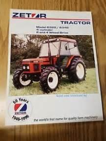 tracteur Zetor 8620