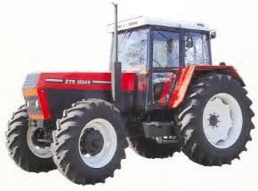 tracteur Zetor 9245