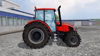 tracteur Zetor FORTERRA 100 HSX